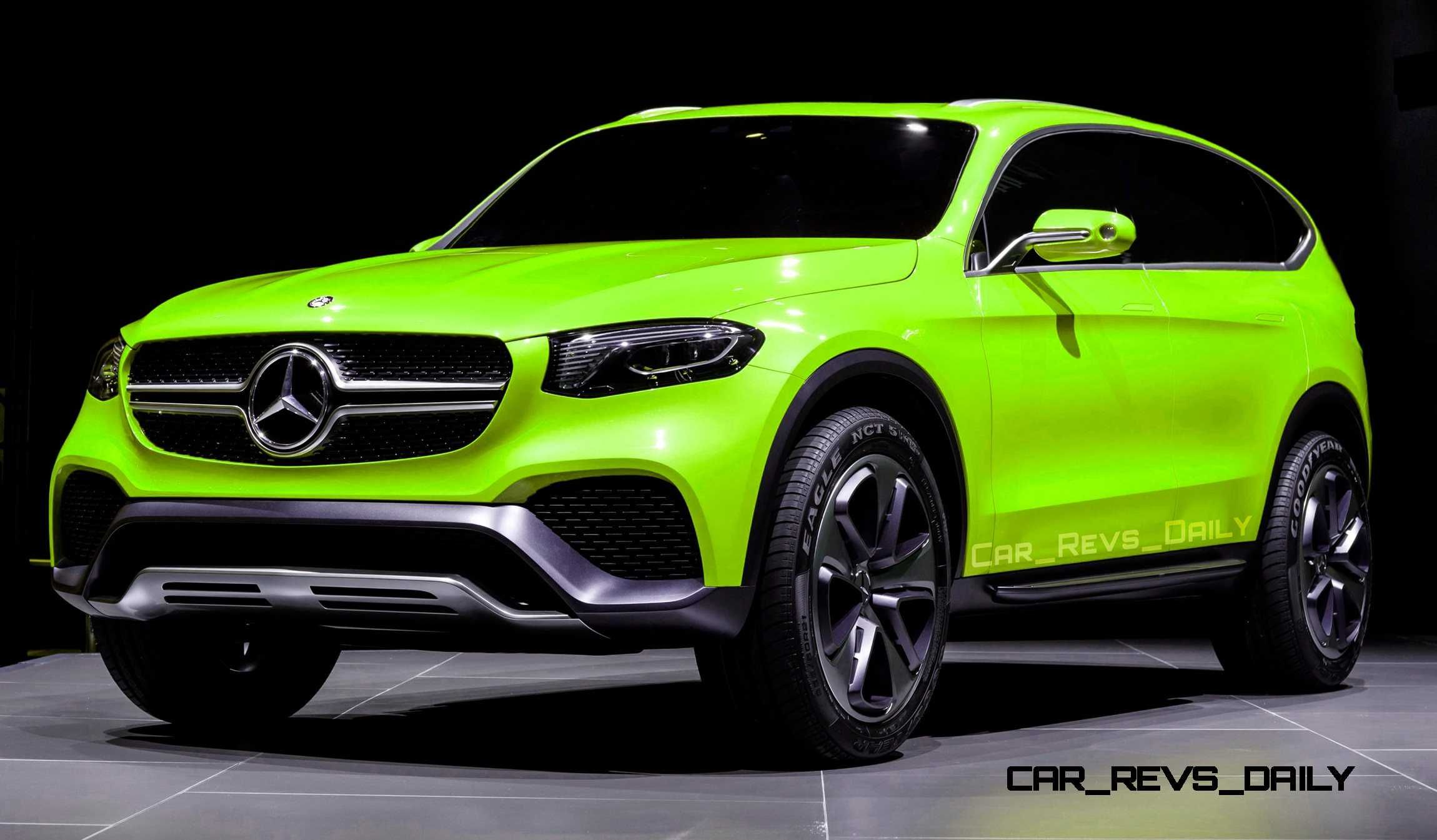 2017 mercedes benz glc mercedes benz for Upcoming mercedes benz models