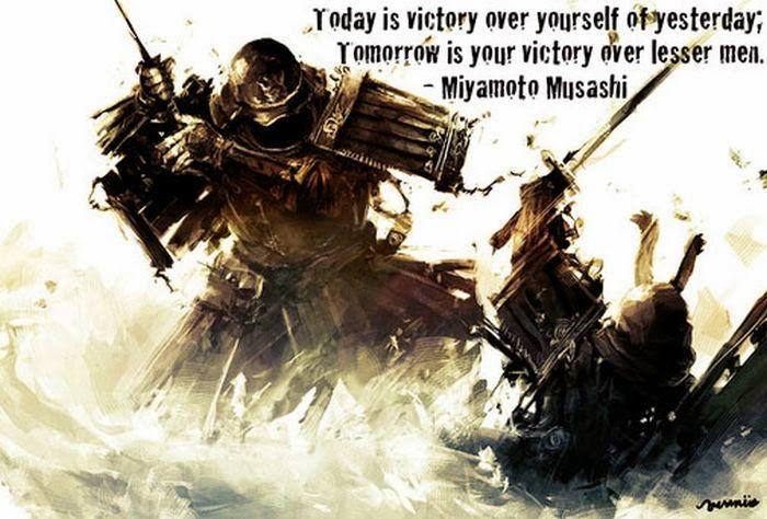 Rocking fundas samurai quotes 12 pics martial arts samurai zitate kriegerin - Miyamoto musashi zitate ...