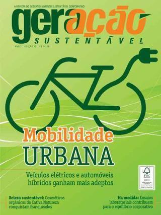 Revista Geração Sustentável - edição 32