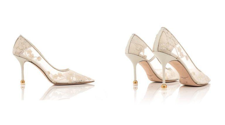 Vanda Novak Buty Slubne Lookbook Shoes Lookbook Wedding Shoe
