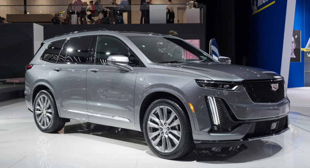 2019 Cadillac Xt6 Release Date Price Concept Cadillac Is Without