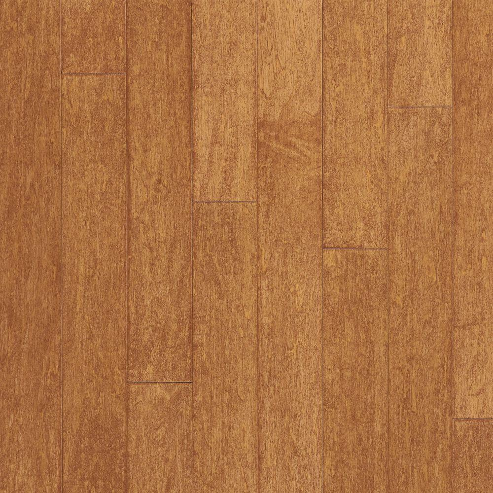 Bruce Maple Amaretto Engineered Hardwood Flooring 5 In X 7 In Take Home Sample Br 665092 Engineered Hardwood Flooring Engineered Hardwood Hardwood