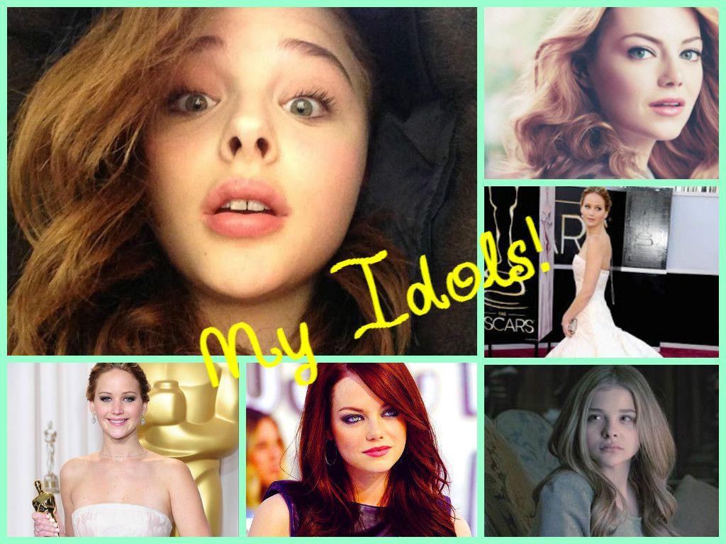 MY IDOLS!! LOVE THEM SO MUCH <3 MY EVERYDAY INSPIRATIONS!!
