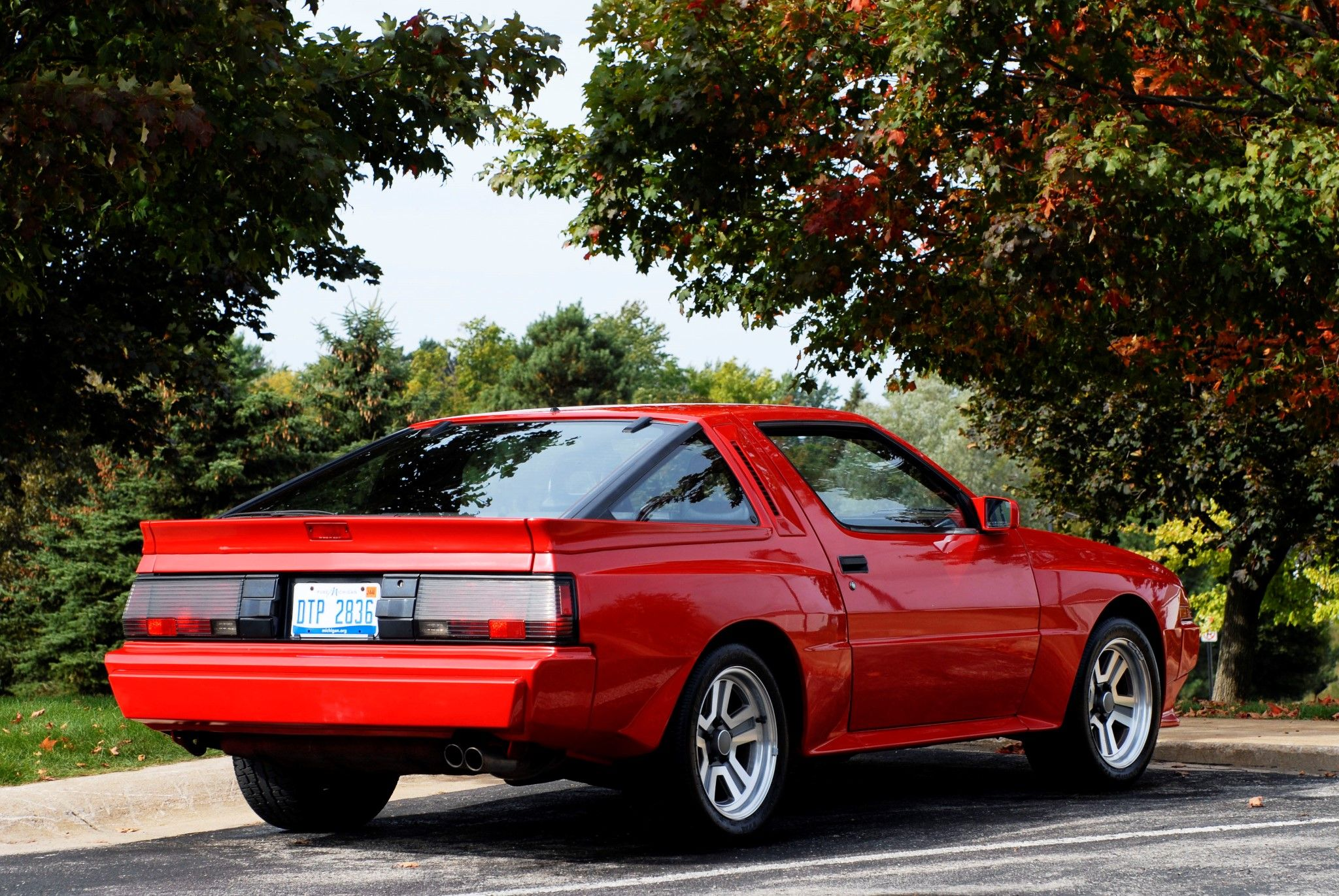 1989 Chrysler Conquest Tsi 5 Speed With Images