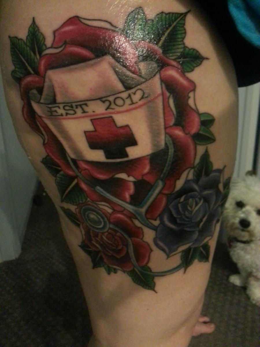Tattoos tattoo ideas on pinterest rn - Nursing Tattoos