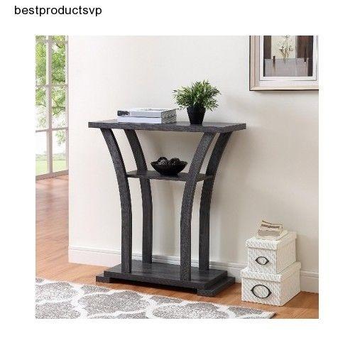Ebay Modern Hallway Table Furniture Console Wood Sofa