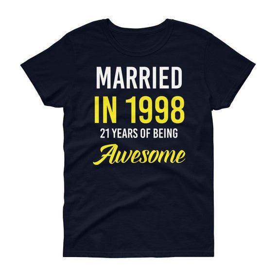 21st Anniversary Shirt | 21st Anniversary Gift | 21st Anniversary Gift For Her | 21st Anniversary | #20thanniversarywedding