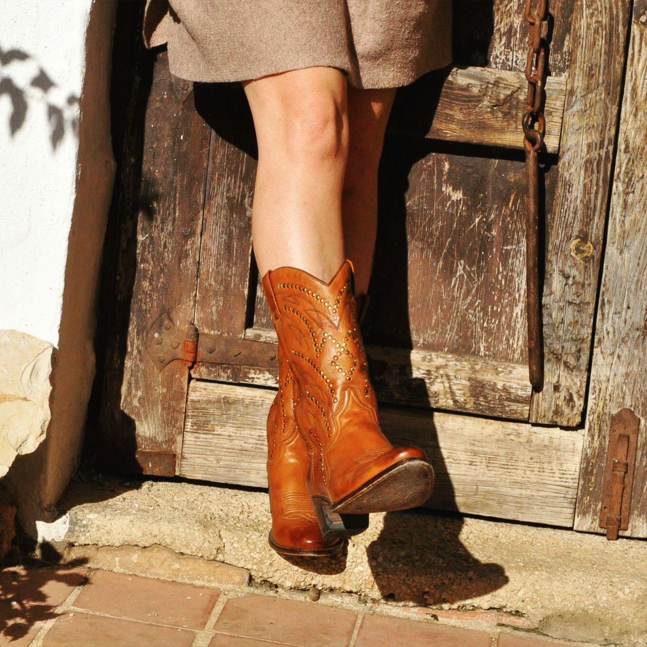 Con mis Sendra Boots