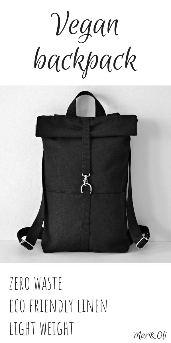 Backpack Bags · Backpack · Looking for a vegan backpack that is also eco  friendly  Here is an option for 7dd95a5cd2c5f