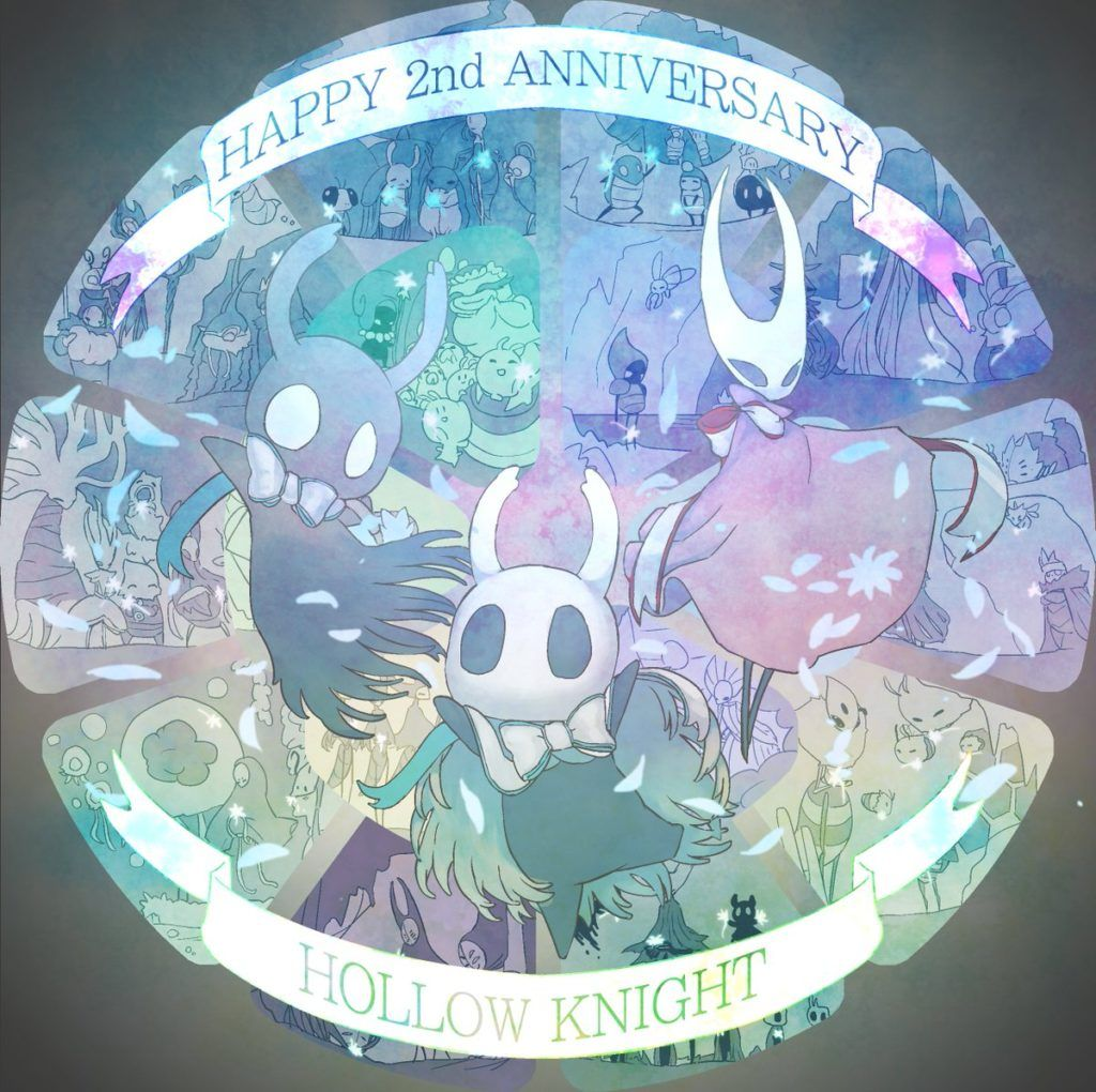 Pin on HOLLOW KNIGHT Anniversary celebration