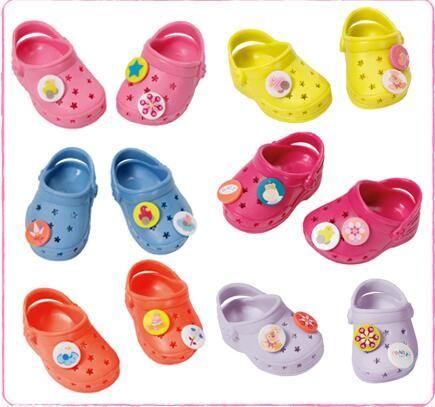 Data wydania: nowy przyjazd najlepsza strona internetowa New Style Baby Born Zapf Doll Accessories Shoelace Charms ...