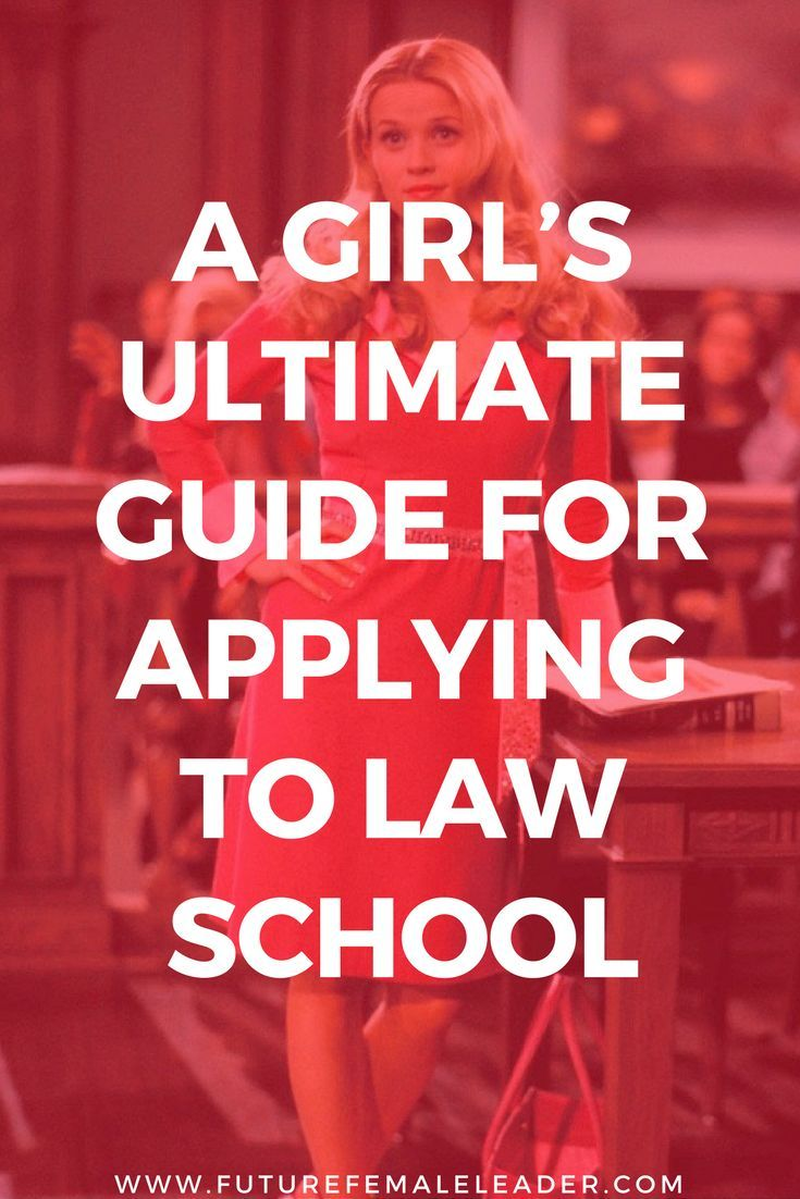 law school tips A Girlu0027s Ultimate Guide