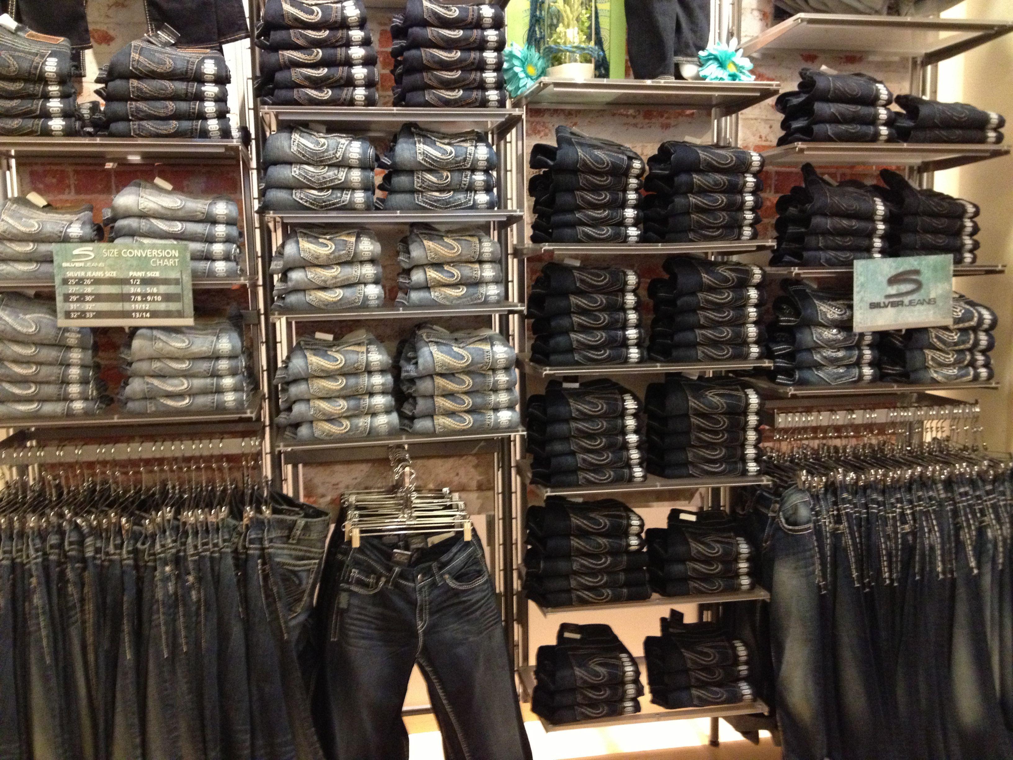Silver Jeans At Scheels Fashion Pinterest Fashion