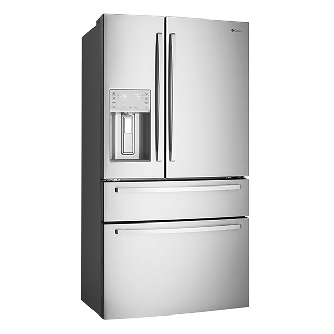 Does A New Low Price Mean You Should Buy This See Through Fridge From Lg Glass Door Refrigerator Glass Door Kitchen Concepts