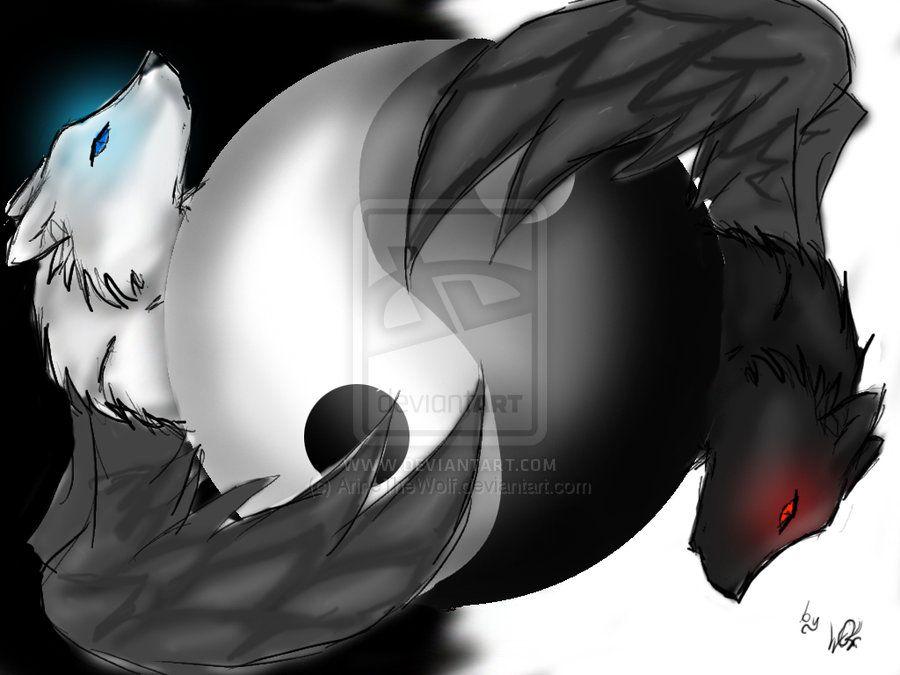 Yin Yang Dragon Anime