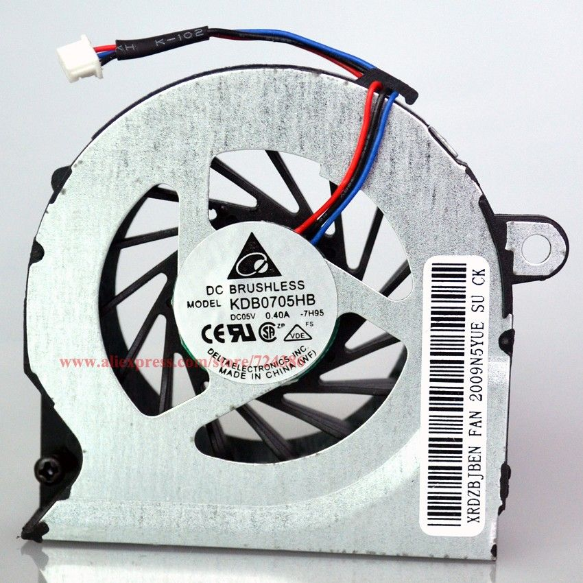 4325s Cooling Fan For Hp 4420s 4421s Cooler 4321s 4320s 4425s