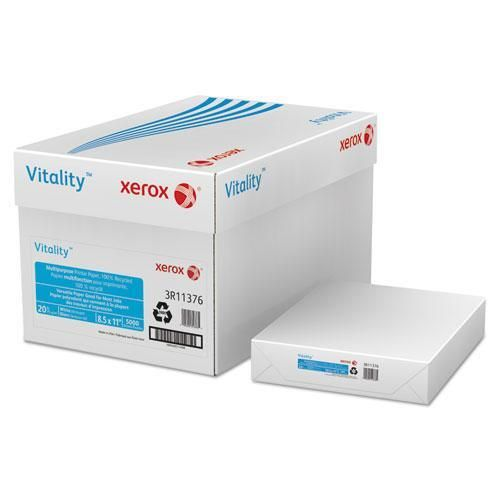 Xerox Vitality 100 Recycled Multipurpose Printer Paper Products
