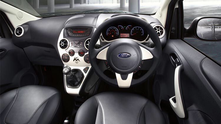 Ford Ka Titanium Interior New Cars Ford First Car