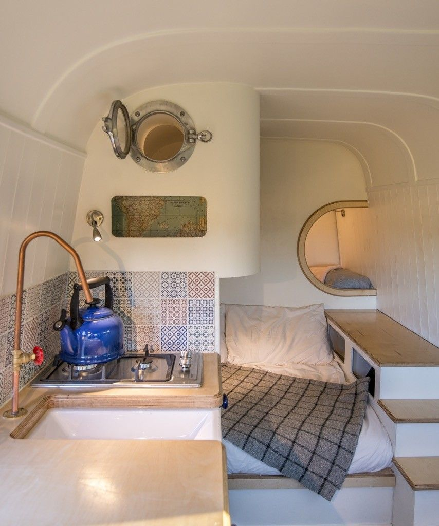 Tinyhouse Van Conversion