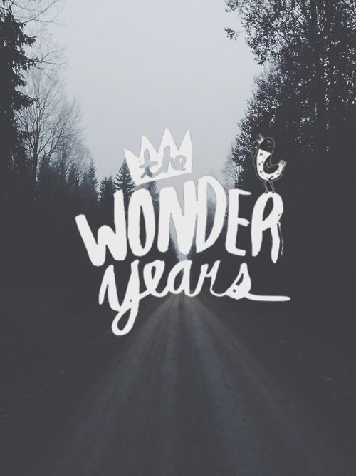 TWY ::: The Wonder Years  band wallpapers for iphones and laptops  Pinterest  The ojays