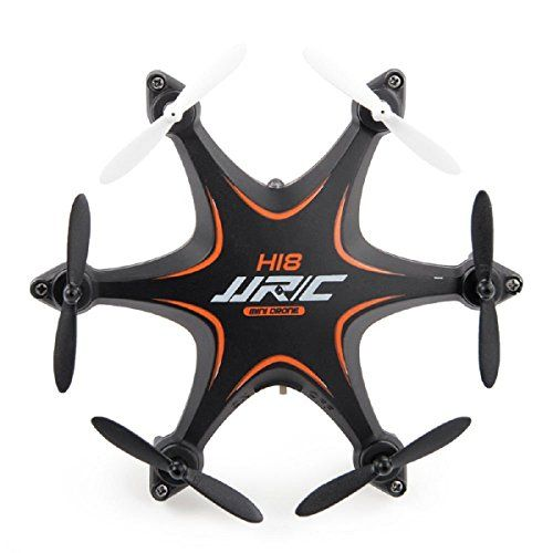 Mini RC Drone Pinron Nano Hexacopter Toy 360 Degree Flips RTF Quadcopter UFO Helicopter 3 D Rollover with Headless ModeTransmitter24Ghz 4CH 6Axis Gyro *** Find out more about the great product at the image link.Note:It is affiliate link to Amazon.