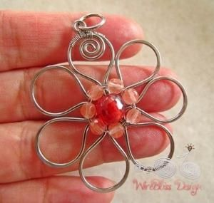 Wire Wrap Jewelry and Tutorials by WireBliss. by tototwo2