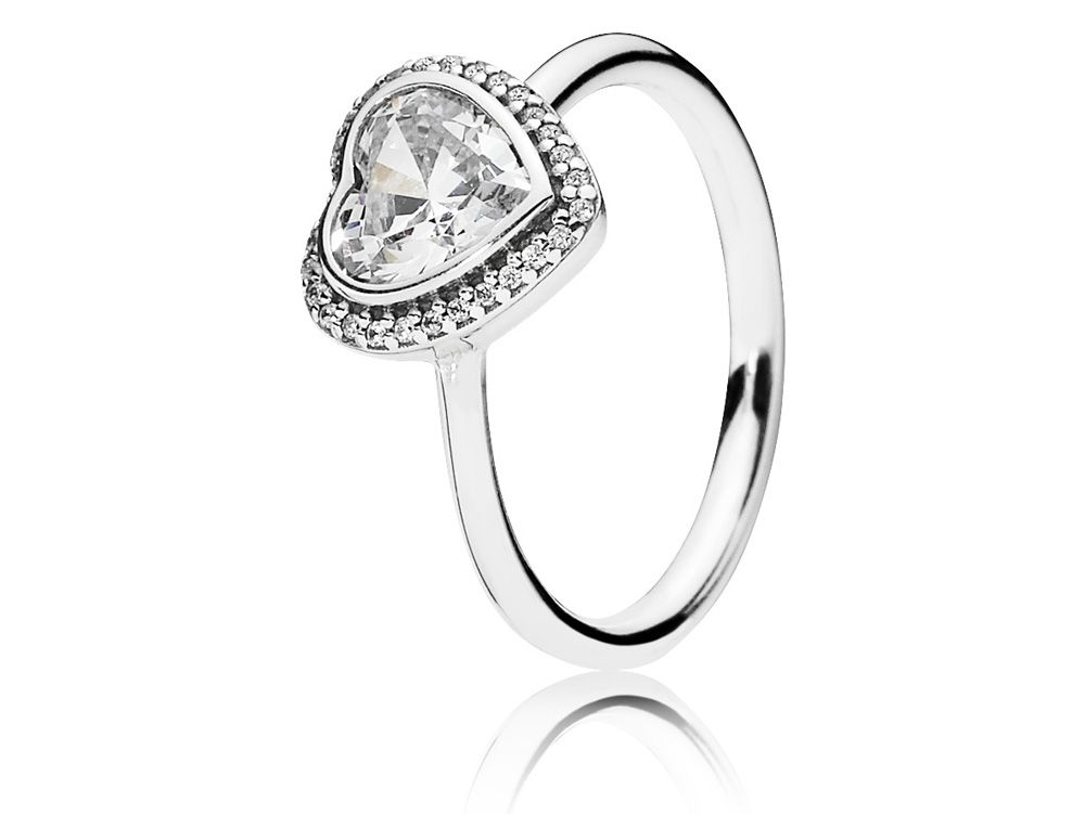 Temporary Engagement Rings The Best Proposal Rings To Pop The Question Pandora Rings Heart Pandora Jewelry Pandora Rings