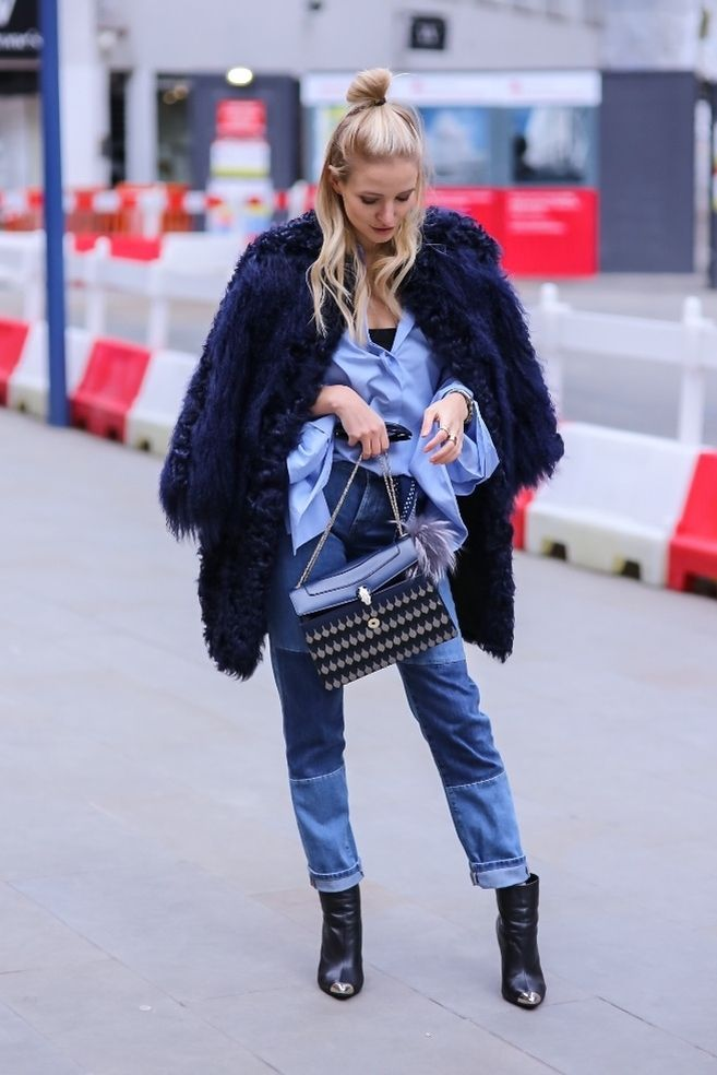 DENIM & SLEEVES   LONDON - Ohh Couture