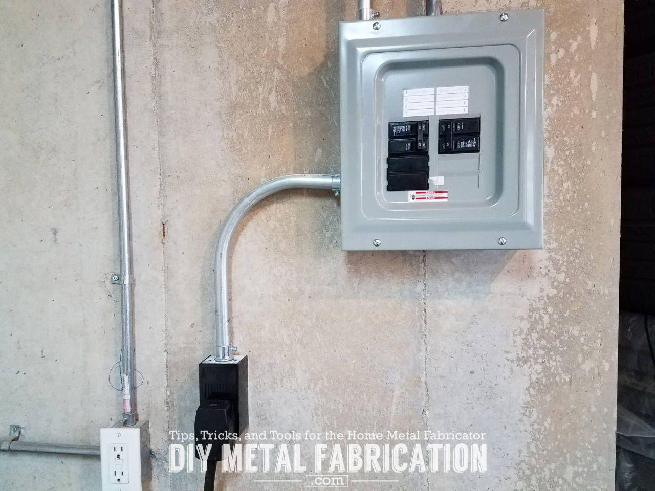 running 220v to garage for welders and compressors i haven t been wiring garage for 220v welder wiring a garage for 220v [ 1280 x 960 Pixel ]