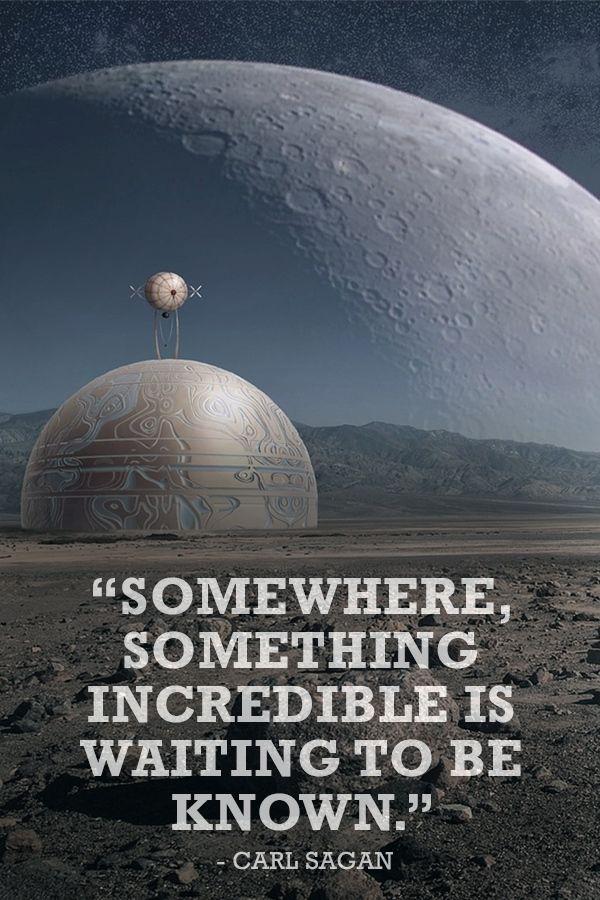 Photo of Carl Sagan Quotes