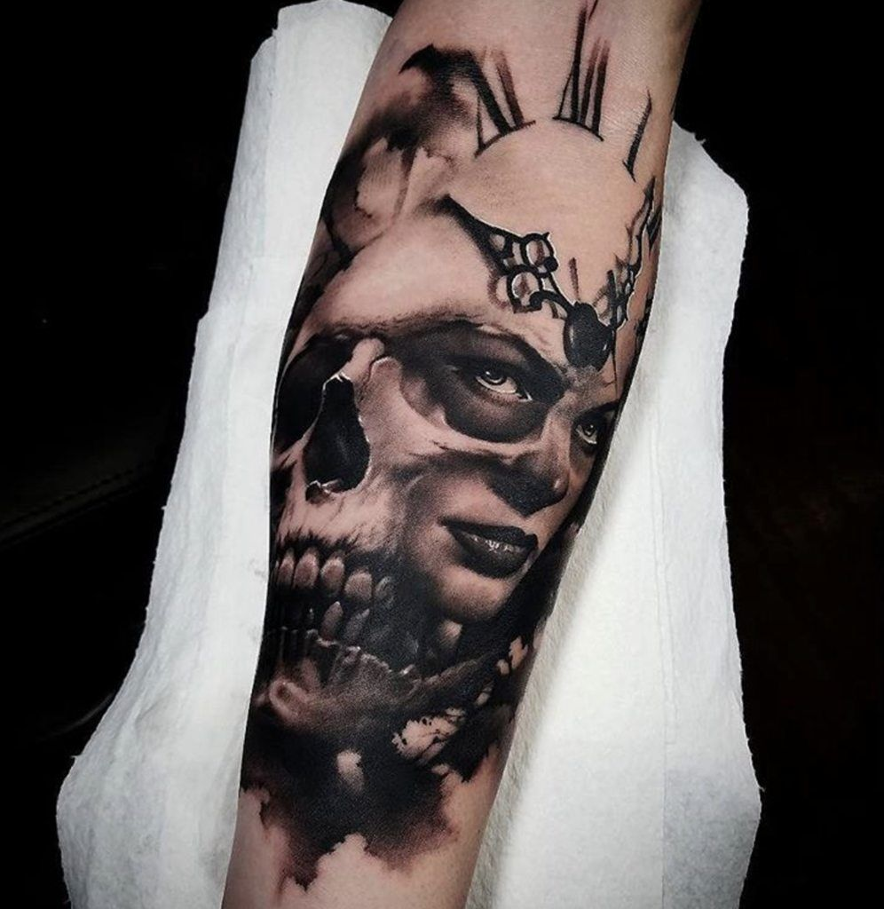 done by chris toler of seventh co