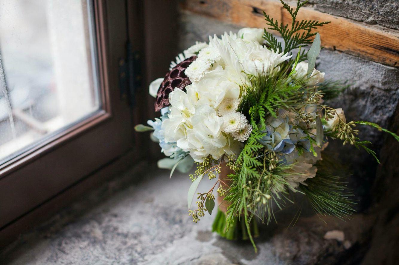 Pour un mariage empreint de romantisme et de magie... pensez L'Auberge Saint-Gabriel :)