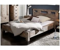 Teuer Günstige Betten 160x200   Haus Ideen   Grey wood, Grey, Furniture