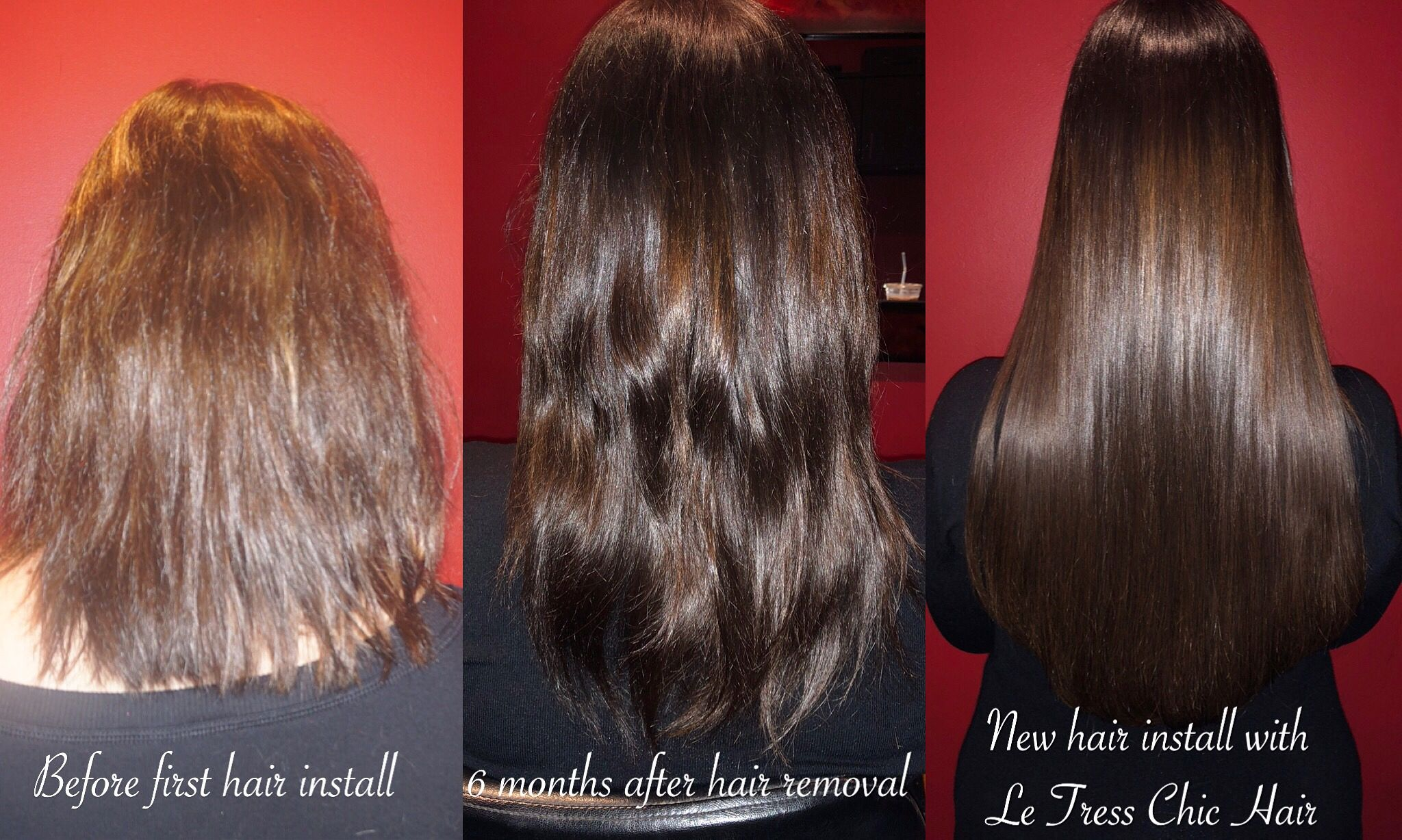 Heres A Progression Picture That Show That Your Hair Can Grow After
