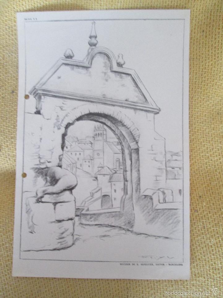 Laminas de dibujo impresas motivos dibujo artistico sucesor de meseguer barcelona serie 5 9 - Laminas de dibujo artistico ...