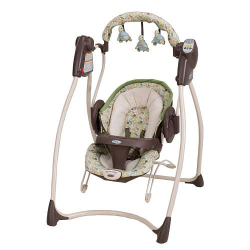 Turtle Swing And Bouncer Combo So Cute Baby Swings New