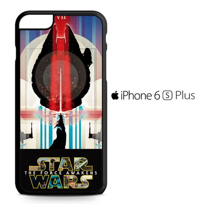 The Force Awakens Y3015 iPhone 6S Plus Case