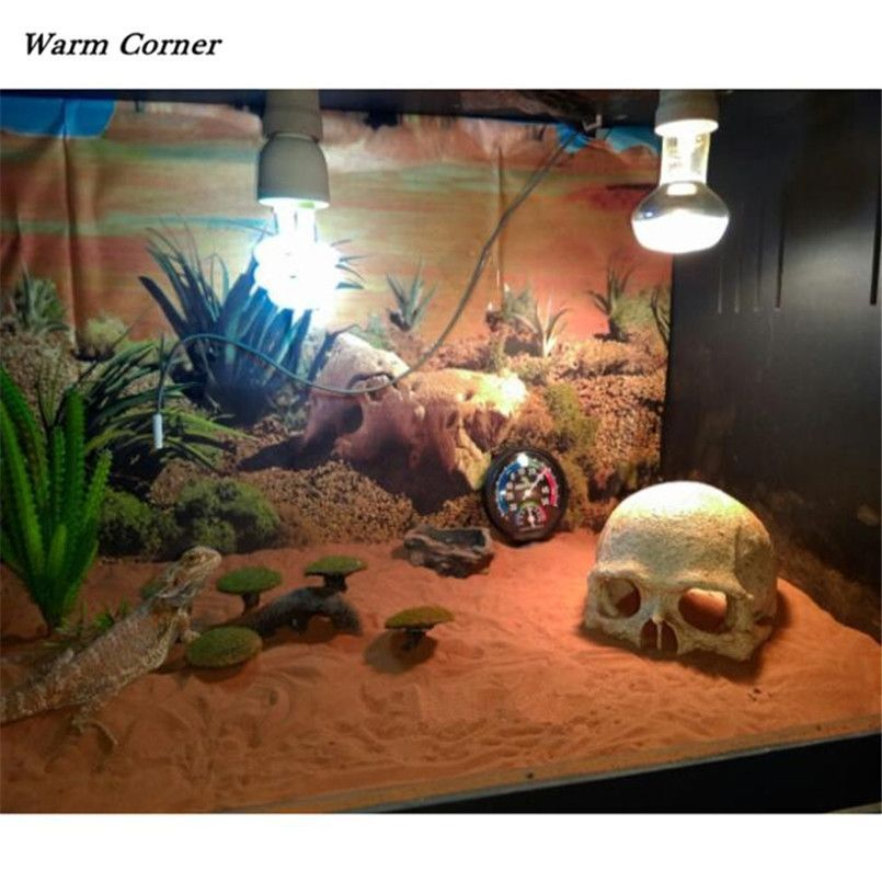 Aquariums and Accessories Halloween Aquarium Decorative Resin Skull - halloween fish tank decorations