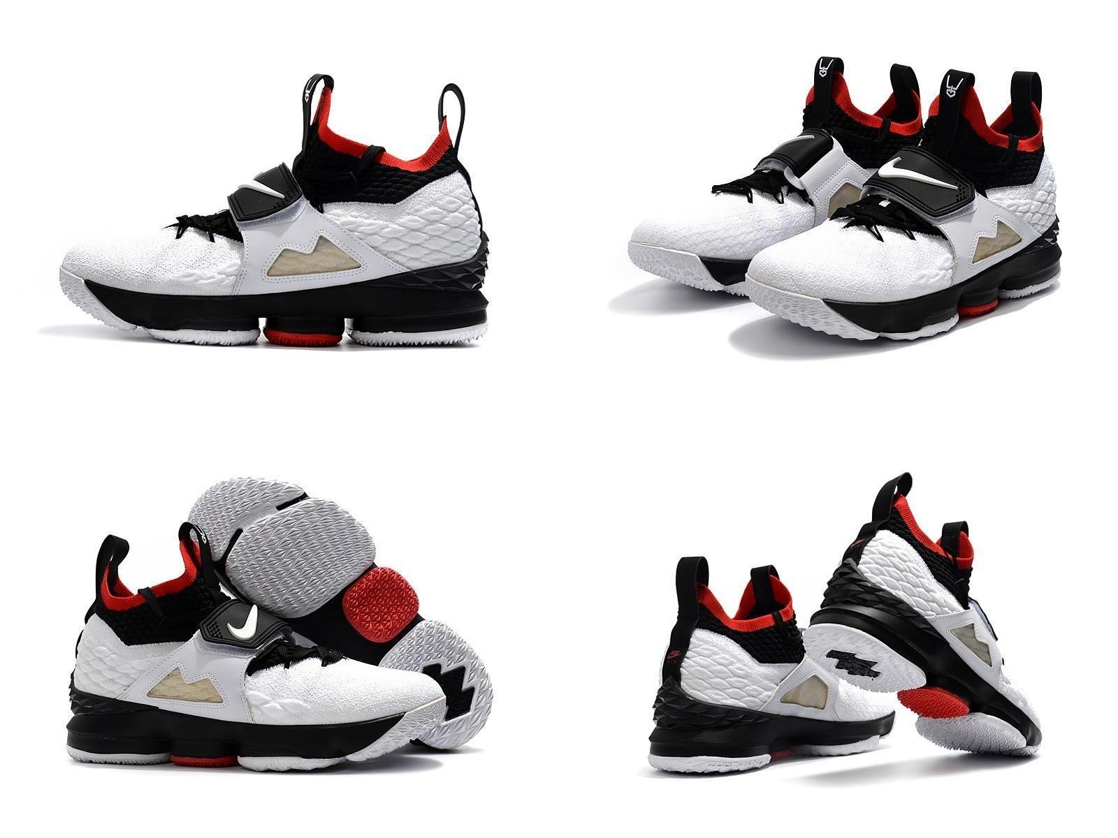 Red basketball shoes, Nike, Nike lebron