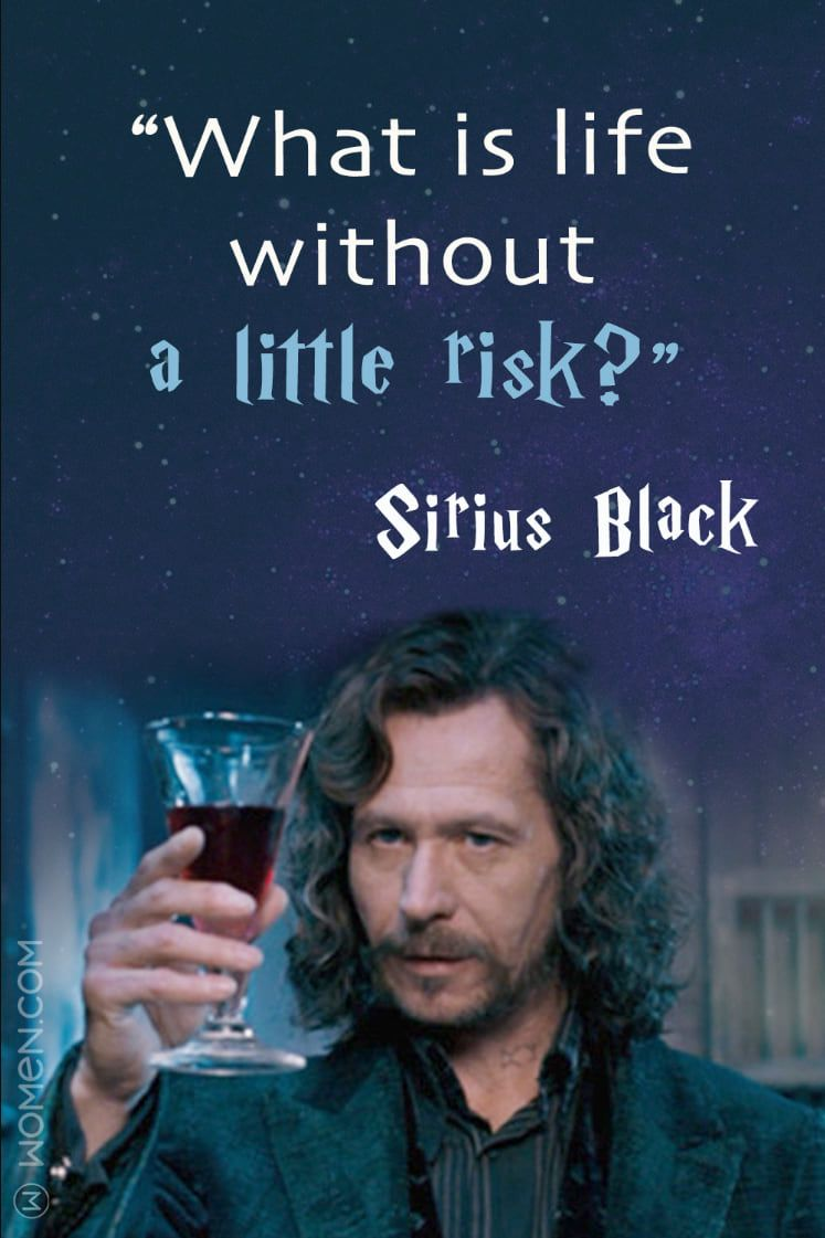 These 15 Sirius Black Quotes Will Inspire The Padfoot In You - Women.com
