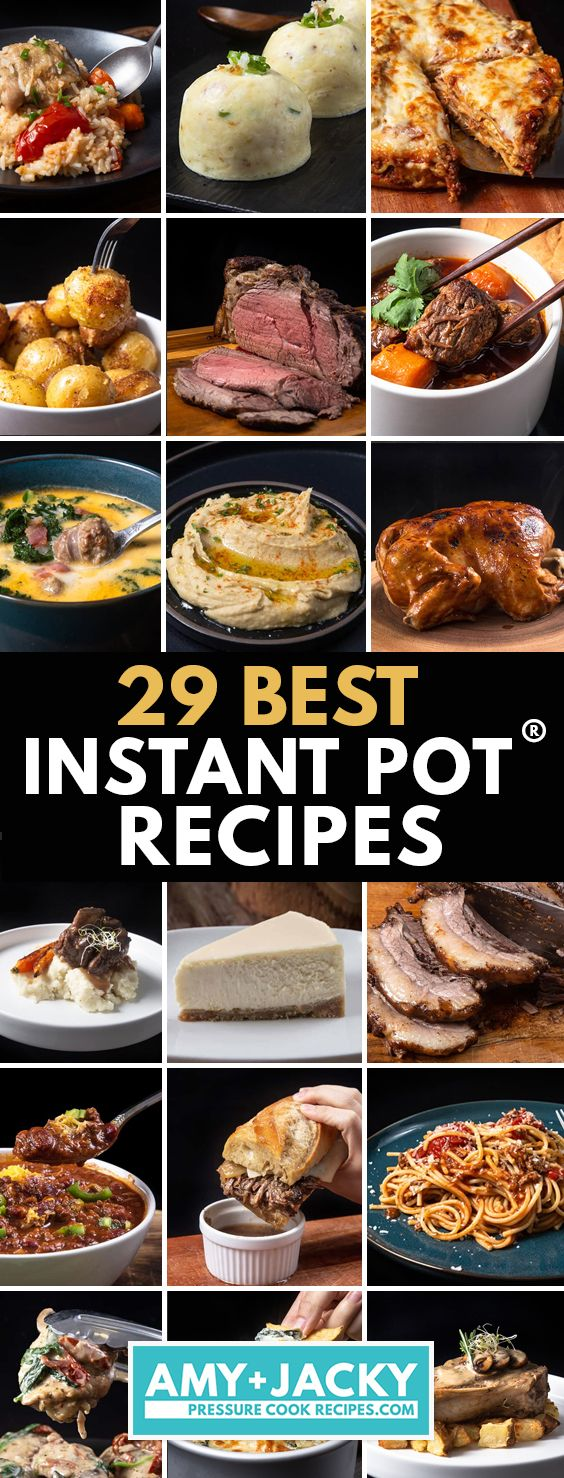29 Best Instant Pot Recipes of 2019 | Tested by Amy + Jacky