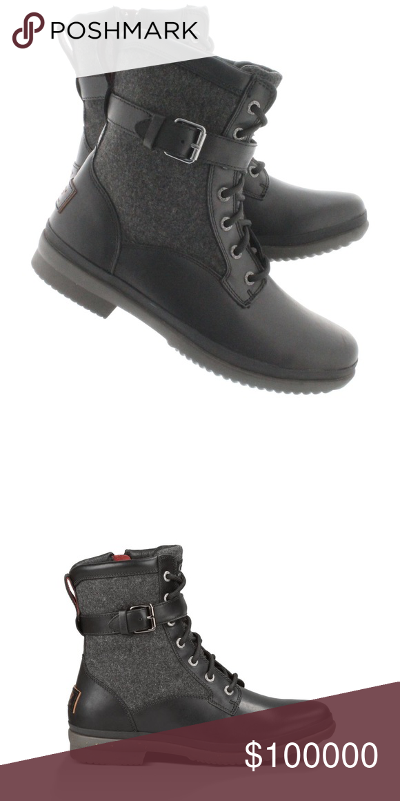 ISO ugg Kesey boot Size 7.5-8 interested in black or brown UGG Shoes Combat & Moto Boots