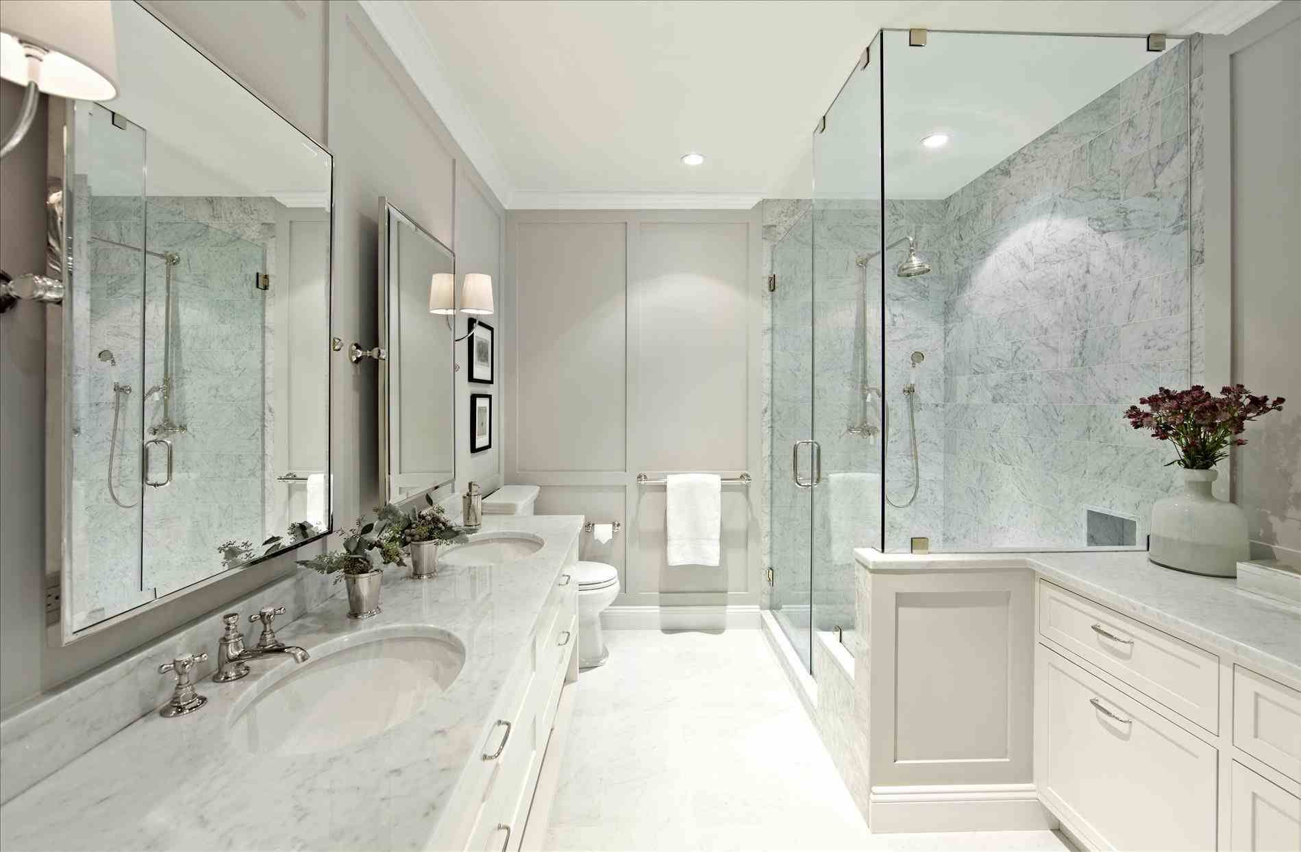 New Post traditional white bathroom ideas visit Bobayule Trending ...