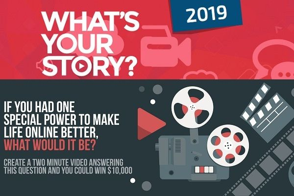 Whatsyourstory trendmicro com: Win $20,000 in Cash or 1 of 4