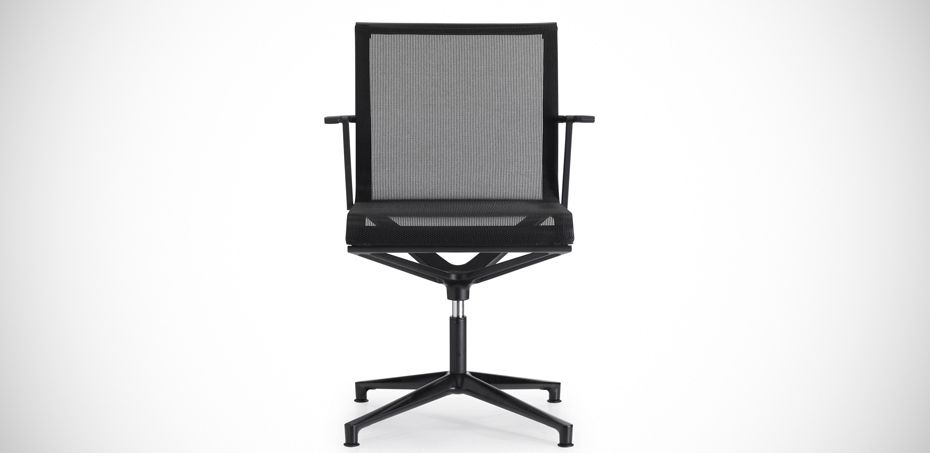 Stick Italian Office Chair By ICF Work Chairs From Italy - Italian office chairs