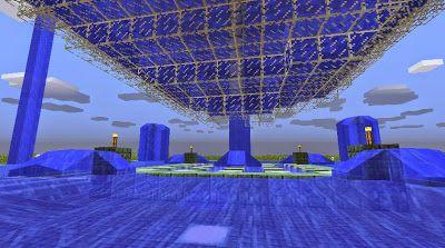 Orphea2012 Youtube et Minecraft: Exclusivité: Fontaine sphère sur minecraft   Le so...