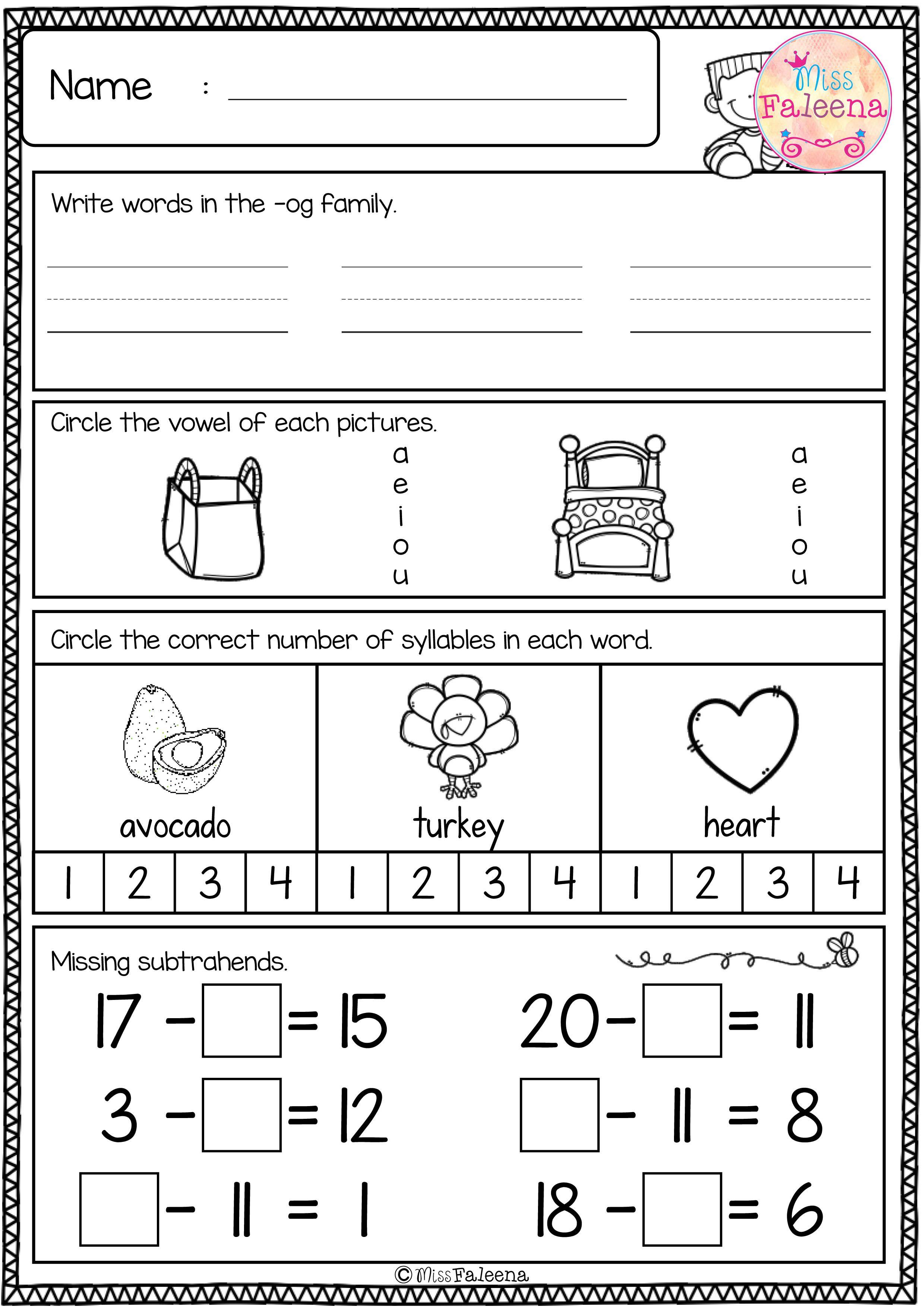 Summer Packet First Second Grade Morning Work Morning Work Teaching First Grade Summer Packet