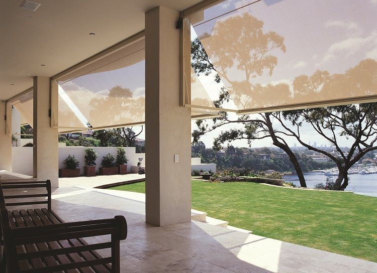 Soltex Drop Arm Retractable Awning. Soltex Is A Leading Supplier,  Distributor And Installer Of External Blinds And Retractable Awnings In  Perth.