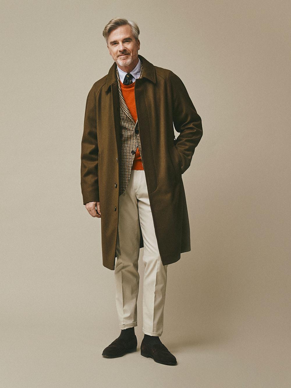 BEAMS MEN'S DRESS 201920 Autumn / Winter Style 冬のスタイル