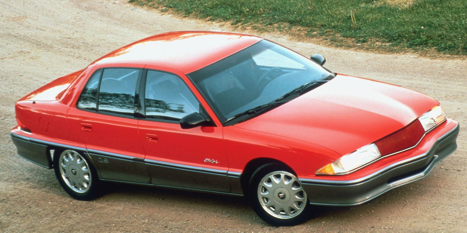 Here Are Ten Automotive Eyesores From The 90s Buick Skylark Buick Car